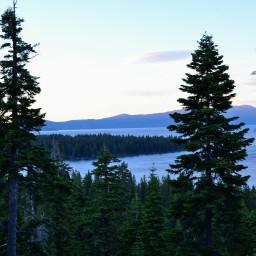 Family Trip in Lake Tahoe
